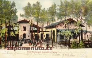 Wald-Restaurant Aussicht b. Ratibor - zdroj: http://raciborz.fotopolska.eu/491789,foto.html?o=b1910